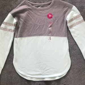 Softer fleece sweater size 10